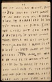 View Horace Pippin memoir of his experiences in France during World War I digital asset number 75