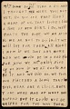View Horace Pippin memoir of his experiences in France during World War I digital asset number 78