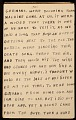 View Horace Pippin memoir of his experiences in France during World War I digital asset number 79