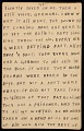 View Horace Pippin memoir of his experiences in France during World War I digital asset number 80
