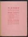 View Playboy, vol. 2, no. 1 digital asset: page 52