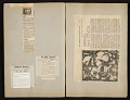 View Scrapbook from Whitechapel exhibition digital asset: page 3