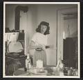 View Lee Krasner in the kitchen digital asset number 0