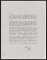 View Jay Pollock letter to Lee Krasner digital asset: page