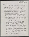 View Mark Rothko letter to Lee Krasner digital asset number 0