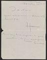 View Hans Hofmann letter to Jackson Pollock digital asset number 0