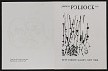 View Exhibition catalog for 1951 Jackson Pollock show at Betty Parsons Gallery in New York City digital asset: title page