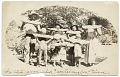 View Pollock family eating watermelon in Arizona digital asset number 0