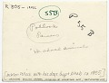 View Jackson Pollock with his dogs digital asset: verso