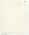 View Jackson Pollock painting in his studio digital asset: verso