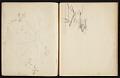 View Fairfield Porter sketchbook digital asset: sketchbook page 2
