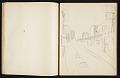 View Fairfield Porter sketchbook digital asset: sketchbook page 8
