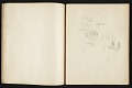 View Fairfield Porter sketchbook digital asset: sketchbook page 9