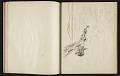 View Fairfield Porter sketchbook digital asset: sketchbook page 13