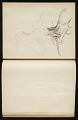View Fairfield Porter sketchbook digital asset: sketchbook page 16