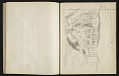 View Fairfield Porter sketchbook digital asset: sketchbook page 22