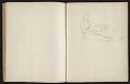 View Fairfield Porter sketchbook digital asset: sketchbook page 29