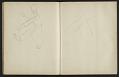 View Fairfield Porter sketchbook digital asset: sketchbook page 31