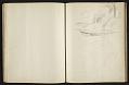 View Fairfield Porter sketchbook digital asset: sketchbook page 51