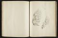 View Fairfield Porter sketchbook digital asset: sketchbook page 59