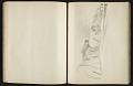 View Fairfield Porter sketchbook digital asset: sketchbook page 60