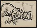 View Sketch of a cat digital asset number 0