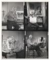 View Adolf Dehn working in his studio digital asset number 0