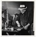View Earl Kerkam painting in his studio digital asset number 0
