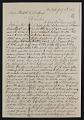 View John Quidor letter to Stewart L. Woodford digital asset number 0