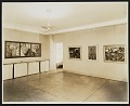View Installation view of a German Expressionist exhibition at the Curt Valentin Gallery digital asset number 0