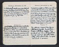 View Abraham Rattner diary digital asset: pages 8