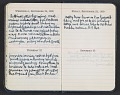 View Abraham Rattner diary digital asset: pages 9