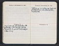 View Abraham Rattner diary digital asset: pages 10