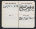 View Abraham Rattner diary digital asset: pages 11