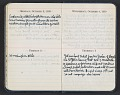 View Abraham Rattner diary digital asset: pages 12