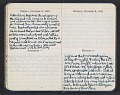 View Abraham Rattner diary digital asset: pages 13