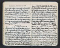 View Abraham Rattner diary digital asset: pages 15