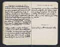 View Abraham Rattner diary digital asset: pages 16