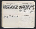 View Abraham Rattner diary digital asset: pages 17