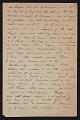 View Edward Willis Redfield, Center Bridge, Pa. letter to Mr. Morris digital asset: page 2