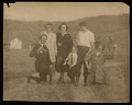 View Henry Poor, Marion Dorn, Morris Crawford's son, Winold Reiss, unknown woman, and Ruth Reeves digital asset number 0
