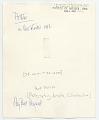 View Mark Rothko digital asset: verso