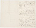View Thomas Eakins to William Trost Richards digital asset: page 1