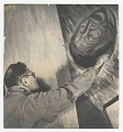 View Photograph of José Clemente Orozco painting digital asset number 0