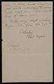 View Ethel May Klink Myers, Carmel, N.Y. letter to Mary Fanton Roberts digital asset number 3