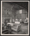 View Living room with furniture designed by T.H. Robsjohn-Gibbings digital asset number 0