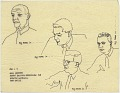 View Original drawings for the Marcel Breuer Coloring Book digital asset: page 11