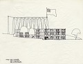 View Original drawings for the Marcel Breuer Coloring Book digital asset: page 13