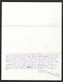 View Francis Davis Millet, Washington, D.C. letter to unidentified recipient, Pittsburgh, Pa. digital asset: page 1
