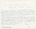 View Edward MacDowell Colony 1952 digital asset: verso